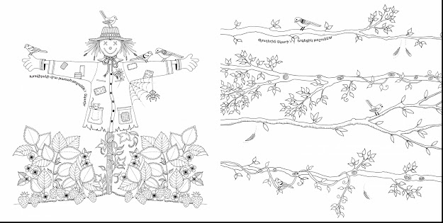 Good Secret Garden Coloring Book With Garden Coloring Pages And Garden  Coloring Pages For Preschool