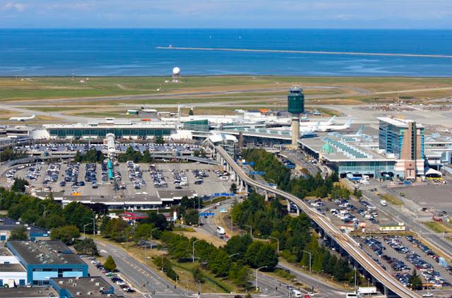 Aeroporto Internacional de Vancouver