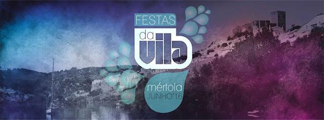 Festas da Vila de Mértola 2016