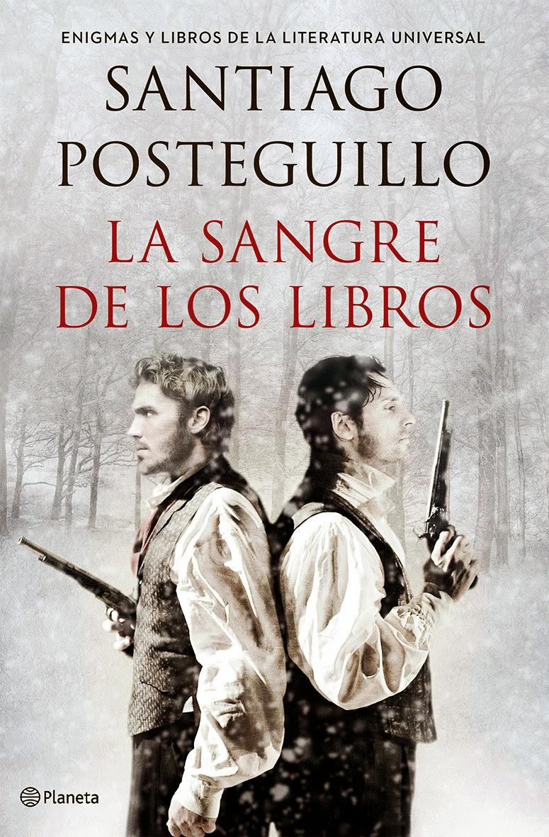 Reseña: La sangre de los libros, de Santiago Posteguillo