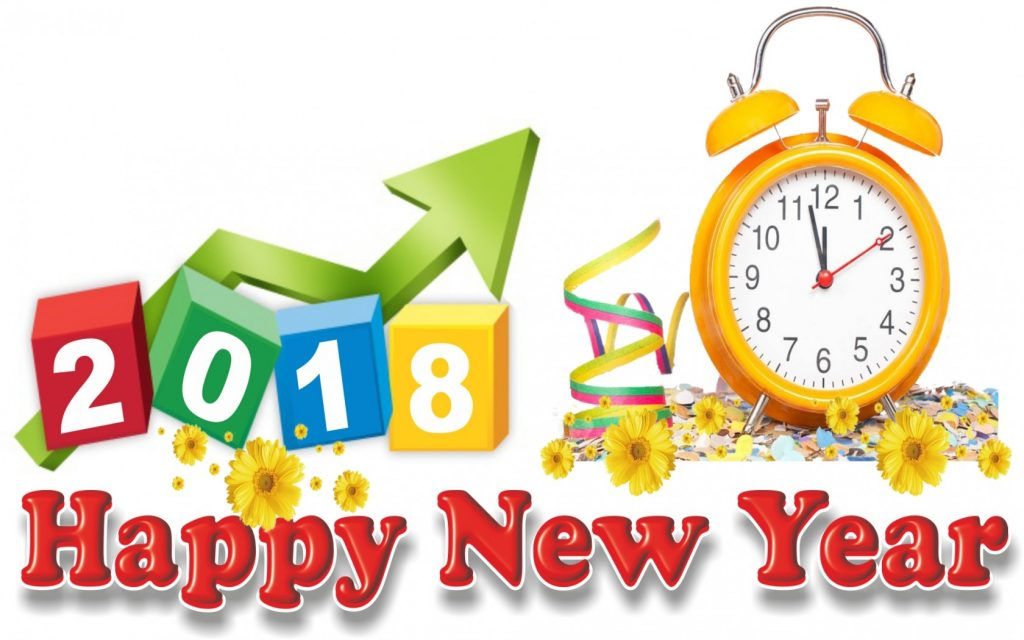 Free Happy New Year Clipart