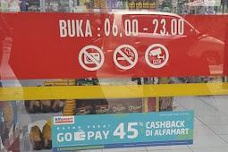 Promo Cashback Gopay di Alfamart yang Sayang Dilewatkan