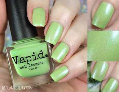 Vapid Lacquer Oh, Hay!  | My Little Vapicorn Collection
