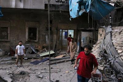 Ban Ki-Moon: Aleppo Lebih Buruk dari Rumah Jagal