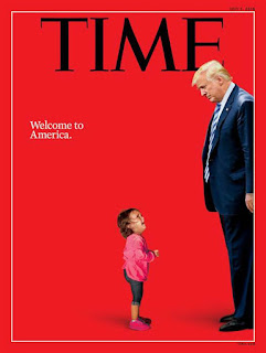 TIME cover - July, 2018
