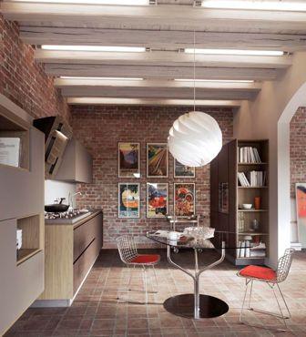 Iluminación en espacios amplios