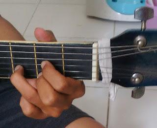Chord Gitar Untuk Pemula