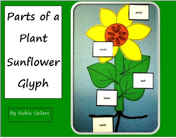 glyphs for kids spring glyphs for kids parts of a plant glyph Parts of a Loom Diagram spring plant glyph