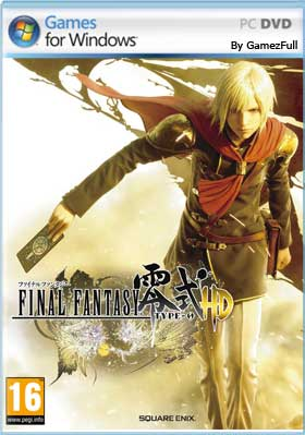 Final Fantasy Type-0 HD PC [Full] Español [MEGA]