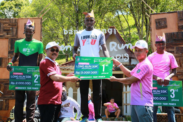 Serunya Berlari di Banyuwangi Ijen Green Run 2018