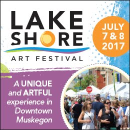 Lakeshore Art Festival in Muskegon