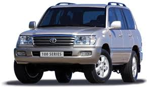 LAND CRUISER 100 VX STD HDJ101 JEEP