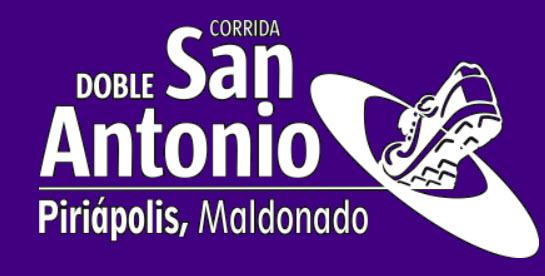 8k Corrida Doble San Antonio (Piriápolis - Maldonado, 15/feb/2020)