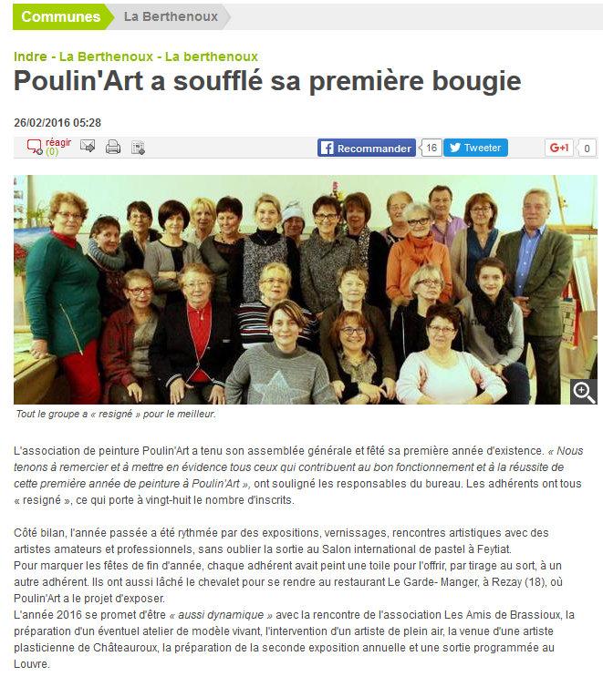 http://www.lanouvellerepublique.fr/Indre/Communes/La%20Berthenoux/n/Contenus/Articles/2016/02/26/Poulin-Art-a-souffle-sa-premiere-bougie-2635163