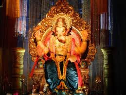 Ganesha in Good Morning for Smile and Joy