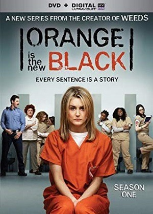 Orange Is the New Black - 1ª Temporada Completa Séries Torrent Download capa