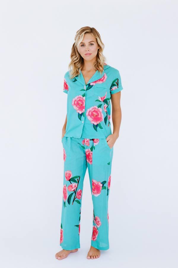 pigiama romantico