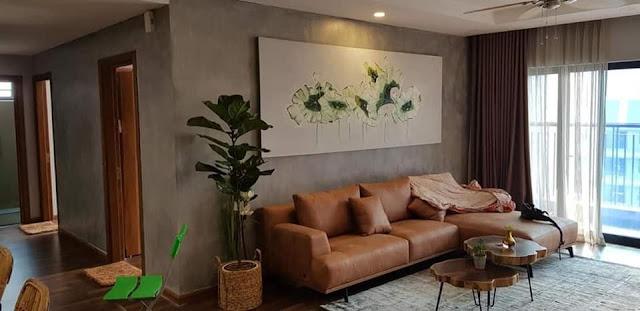 dịch vụ sơn sửa lại căn hộ trọn gói giá rẻ tại quận 3