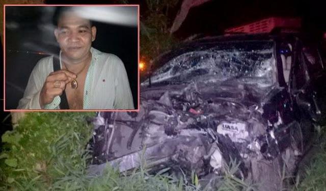 Фантастический случай при ДТП в Таиланде