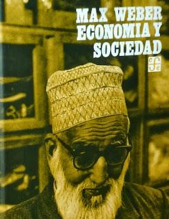 """Portada de """"Economía y Sociedad"""""""