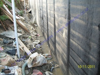 jasa pekerjaan waterproofing membrane