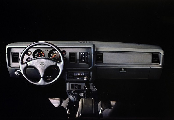 Ford Mustang 1984