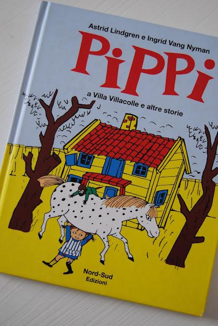 Pippi a Villa Villacolle e altre storie