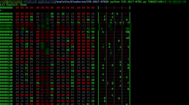 PoCs de BlueBorne - Hacking Land - Hack, Crack and Pentest