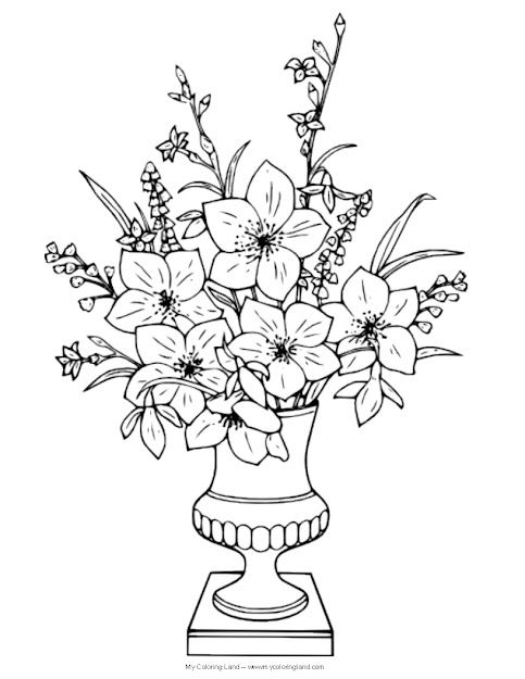Advanced Coloring Pages For Artists  Bing Images  Drawings Of  Flowerspictures