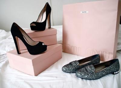 Zapatos para fiesta de moda