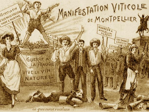révolte des vignerons