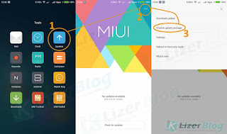 Tutorial Flashing ROM Redmi Note 4G Dual SIM (Gucci) Bahasa Indonesia