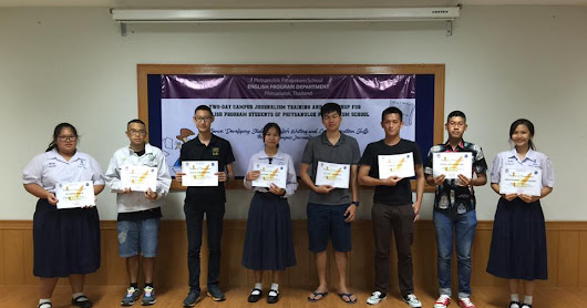 LOOK: Two-Day Campus Journalism Workshop Winners