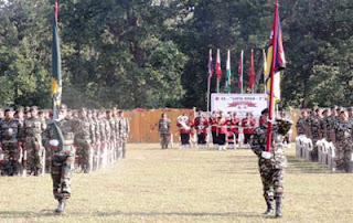 10th Indo-Nepal Joint Exercise Surya Kiran Commences