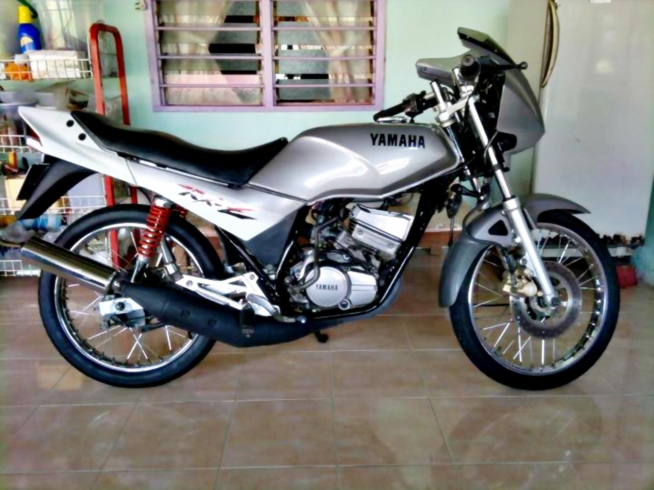 Kumpulan 92 Gambar Motor Yamaha Rxz Terupdate Motorindo69