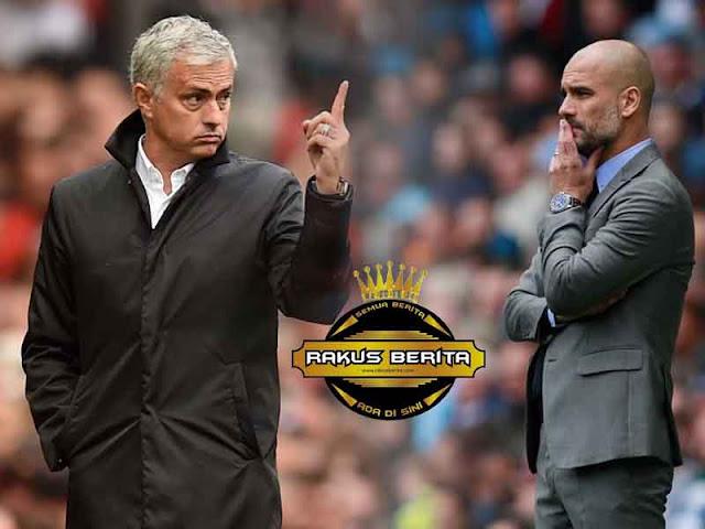 Usai Bajak Sanchez, Mourinho Akhirnya Berikan Pukulan Telak Untuk Guardiola