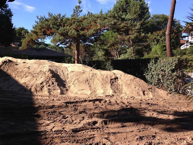 travaux terrassement mini-pelle & chargeur bobcat 3