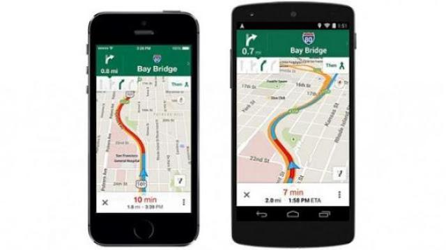 Aplikasi Baru Google Maps Ini Bisa Bikin Anda Hindari Titik-titik Rawan Macet