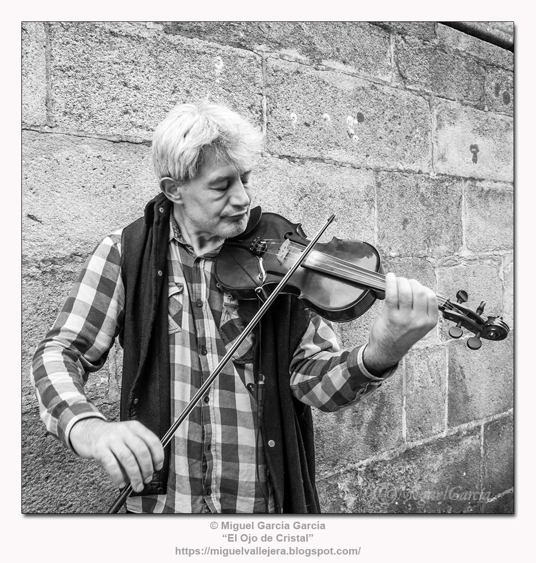 El Violinista.