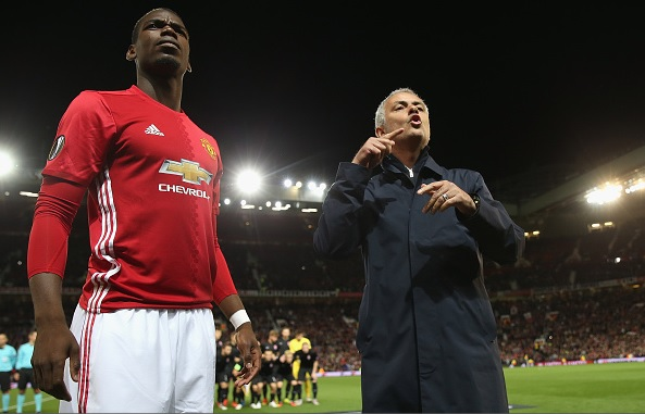 Chelsea wanted Paul Pogba, says Jose Mourinho