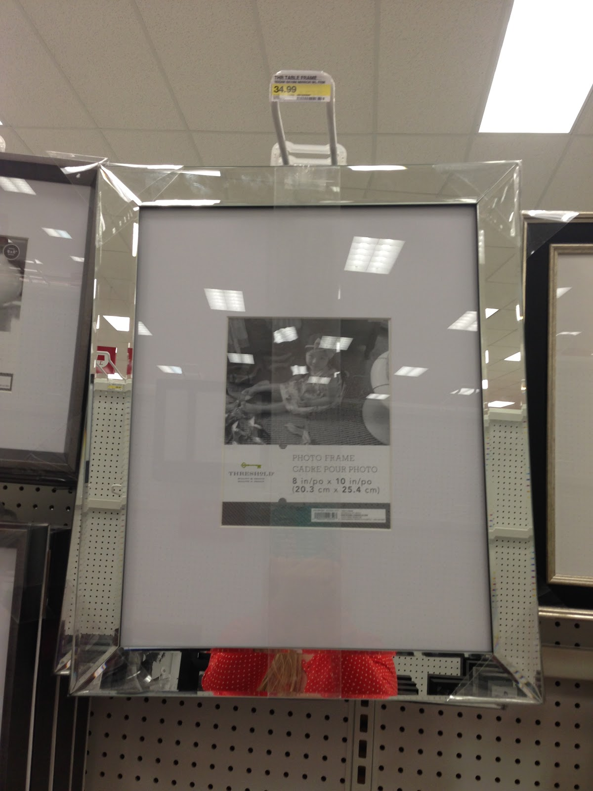 mirrored picture frame from target cluster 6 or 8 on a on wall frames id=33006