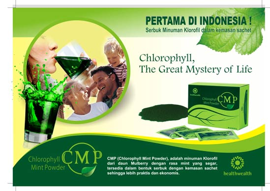 Diet Sehat Chlorophyll (CMP)