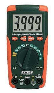 Jual Multimeter Extech Mn16 Harga Murah