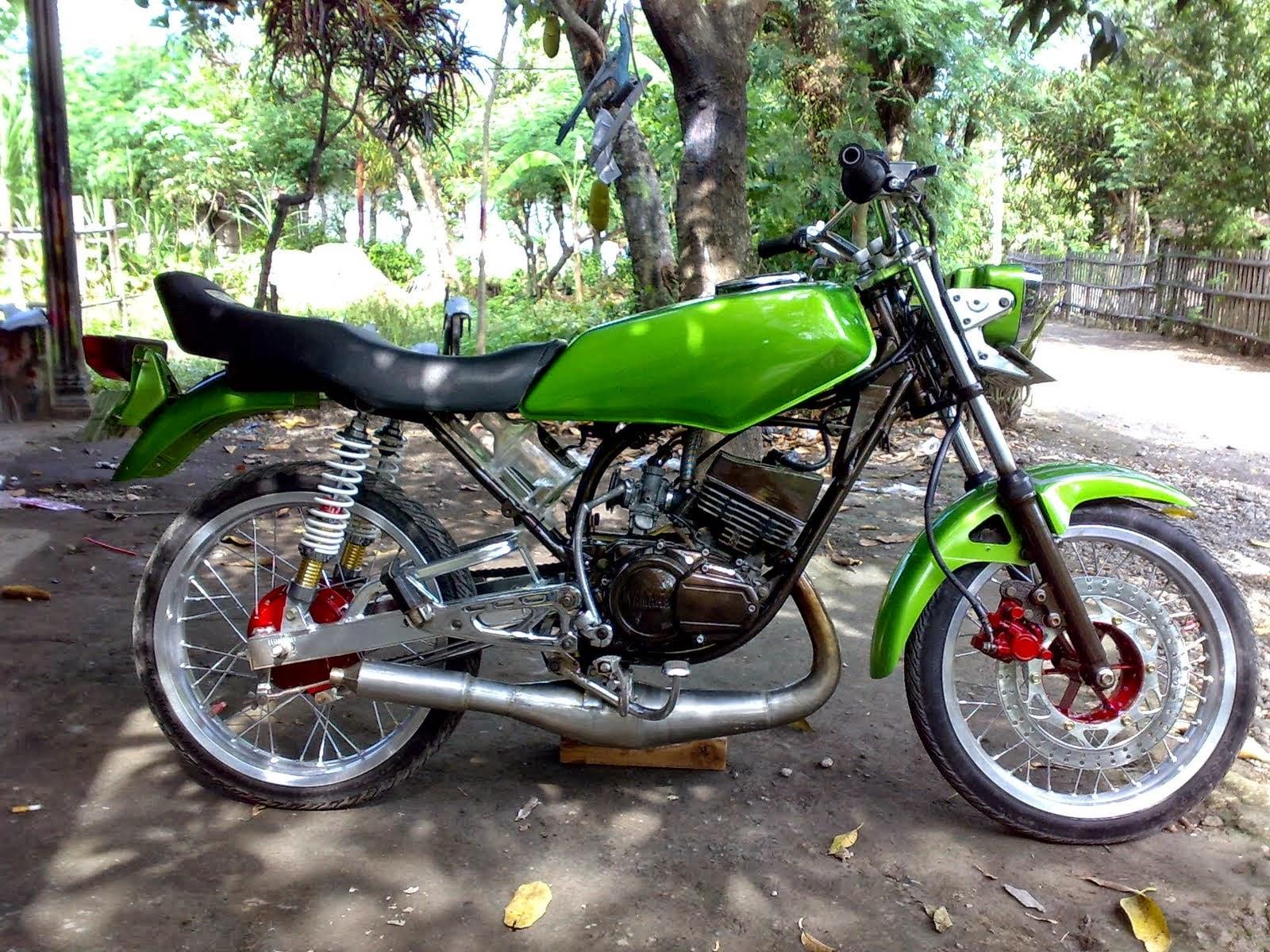 Motorcycle Modifikasi Motor Rx King