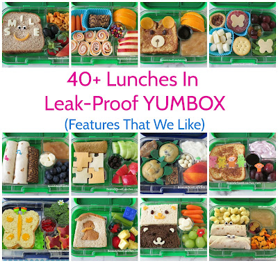 40+ Lunches In Leak-Proof Yumbox & Features That We Like
