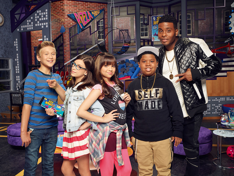 NickALive!: Meet The Cast Of Nickelodeon's