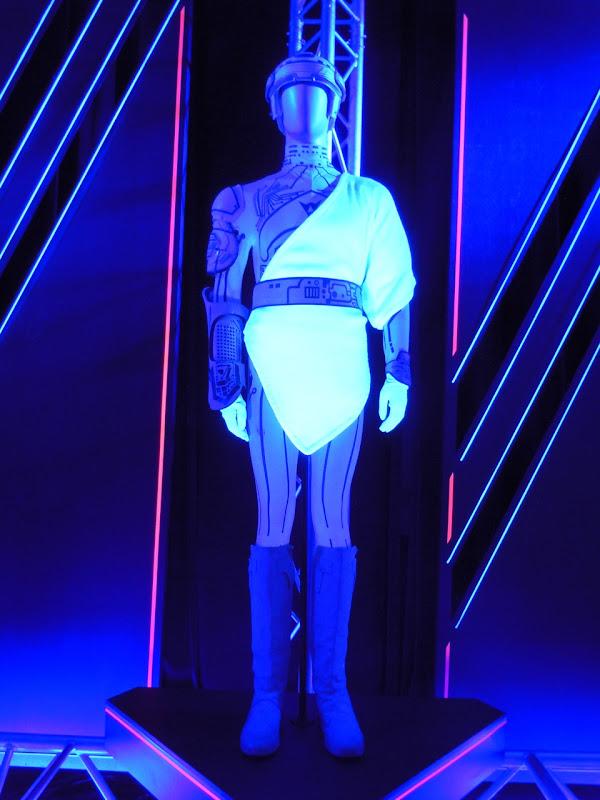 Jeff Bridges Flynn Tron costume