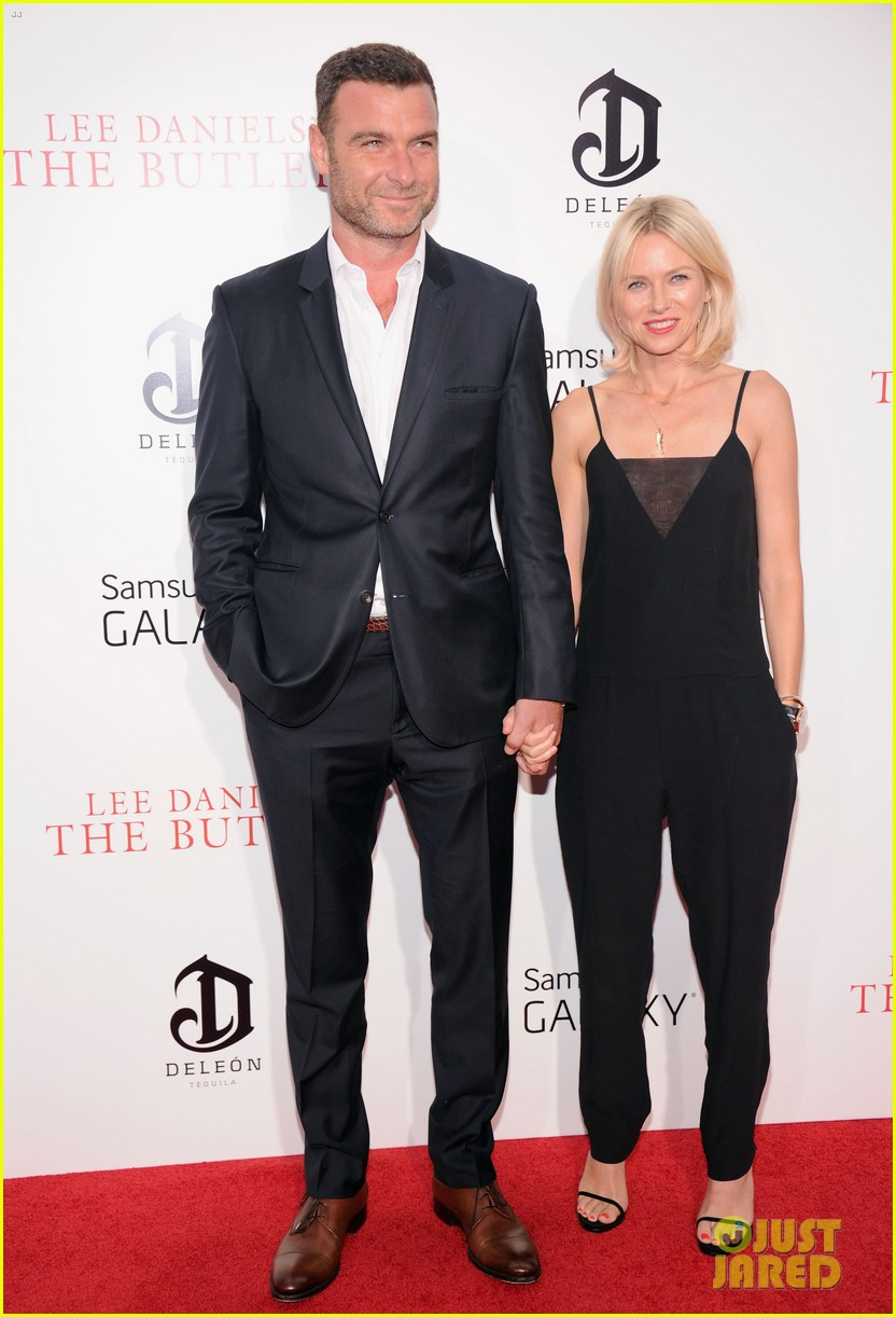 "Celeb Diary: Naomi Watts & Liev Schreiber la premiera ""The ..."