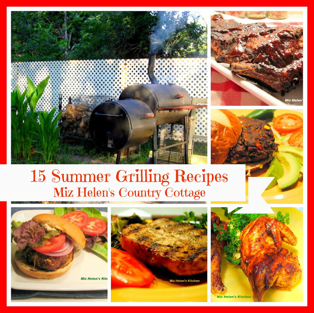 15 Summer Grilling Recipes