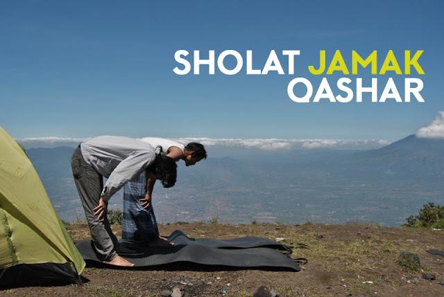 SHALAT JAMAK QASHAR